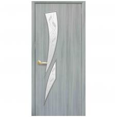 Durų komplektas Kameja P3