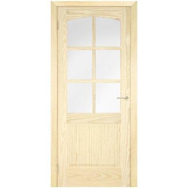 Durų komplektas Malaga Kristal