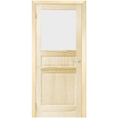 Durų komplektas Paula Kristal
