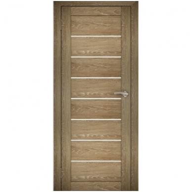Durų komplektas Nova 7 PVC (MILAN) 2