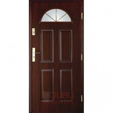Lauko durys 4+2 Įspaudai T6AL