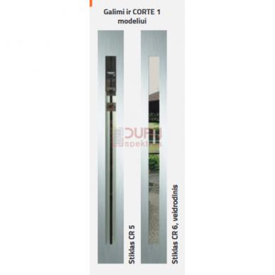 Lauko durys Corte TPK2 3