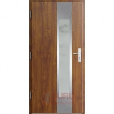 Lauko durys Pulso VPP1-PU2