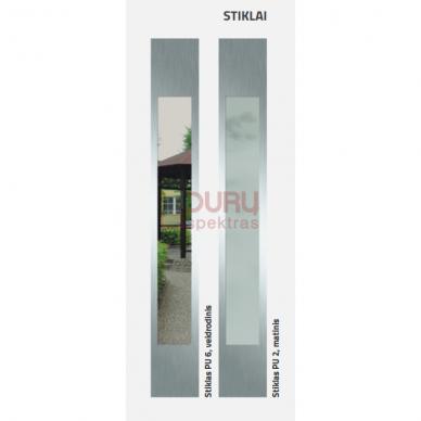 Lauko durys Pulso VPP1-PU2 3