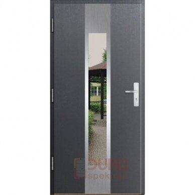 Lauko durys Pulso VPP2-PU6
