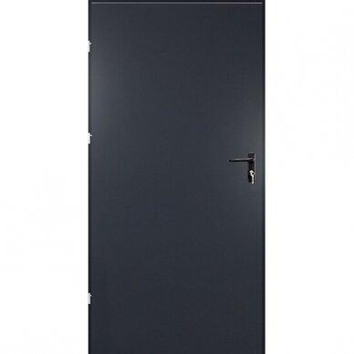 Metalinės durys URN   MRS 2