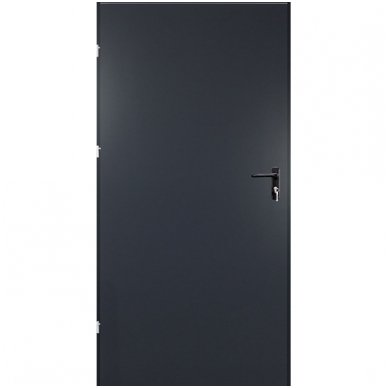 Metalinės durys URN   MRS 4